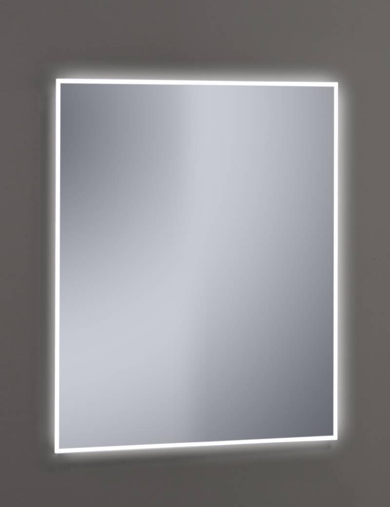 Espejo Norma para baño LED 60 cm.