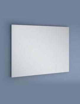 Espejo baño 100 cm. liso
