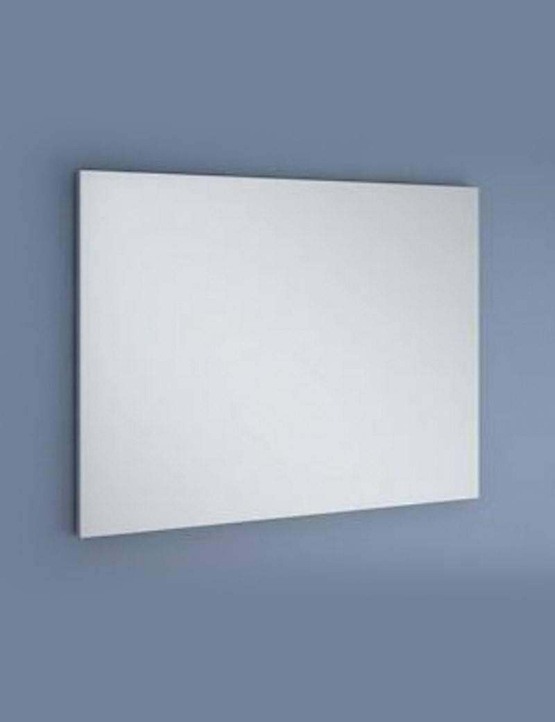 Espejo Liso 120 x 70 con Soporte Melamina