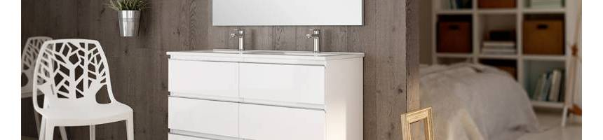 140 cm, Muebles de baño de 140 centímetros, Ofertas, Outlet, Baratos