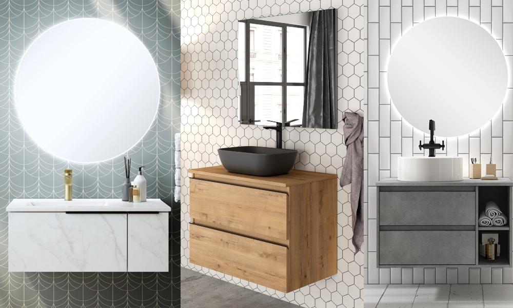 Distribuidores de muebles de baño