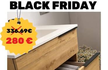Black Friday muebles de baño